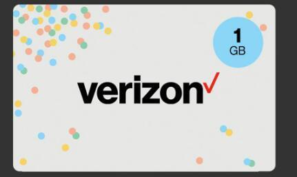 Verizon客户可以在这个假期提供礼物数据