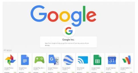 去哪里下载所有Google开发的Android应用
