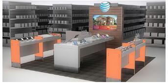 Verizon ATT将在精选的Best Buys获得店内分店
