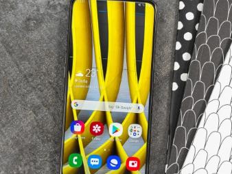 三星Galaxy A80智能手机现在可购买
