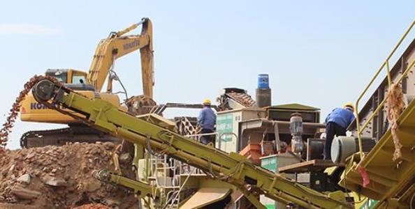 烟台芝罘区已经先行推进了建筑垃圾资源化利用试点