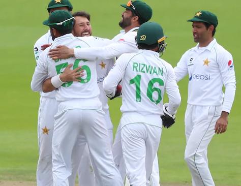 巴基斯坦队比英格兰队强仍然可以赢得测试系列赛