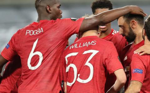 欧罗巴联赛:费尔南德斯将曼联打入半决赛,国际米兰2-1击败勒沃库森