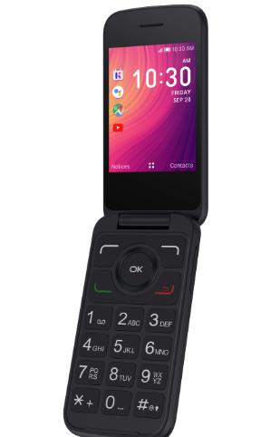 阿尔卡特推出带有Google Assistant的4G翻盖手机