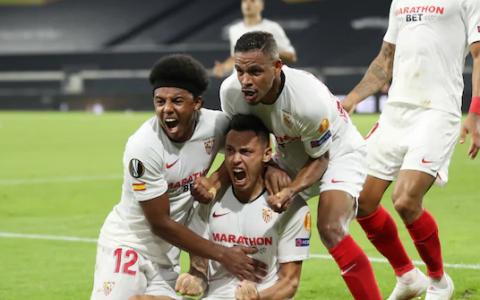 欧洲联赛:塞维利亚与曼联,沙赫塔尔举行半决赛对阵国际米兰