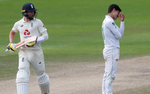 尽管本·斯托克斯缺席,英格兰仍将在测试系列赛中以3-0击败巴基斯坦