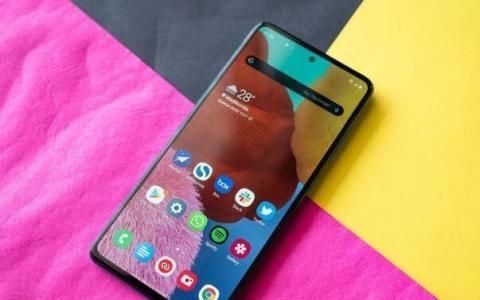 三星Galaxy A手机获得操作系统更新是安卓多年来最大的胜利