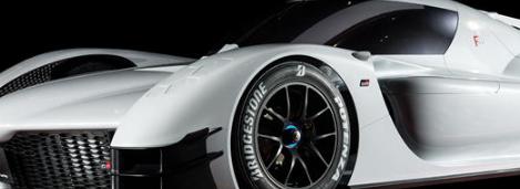 丰田的新3百万超级跑车即将推出