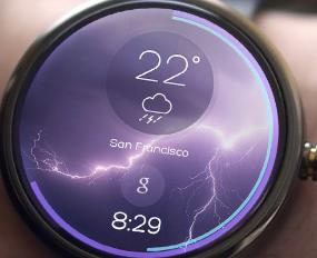Moto360智能手表将成为首款搭载环境光传感器的AndroidWear智能手表