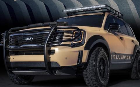 起亚计划设计一款大型坚固的SUV来替代Toyota Prado