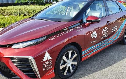 西澳大利亚州首个用于乘用车的永久性加氢站已经宣布