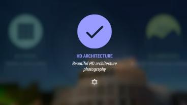 MuzeiHD架构将美丽的架构带到Muzei