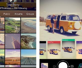 Flickr30首次亮相具有新外观滤镜等