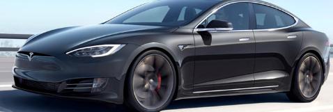 该特斯拉S型的性能已经可以最快量产车之一