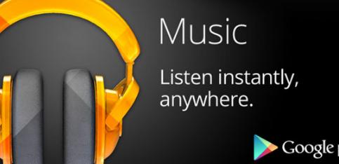 GooglePlay音乐更新包括SD支持
