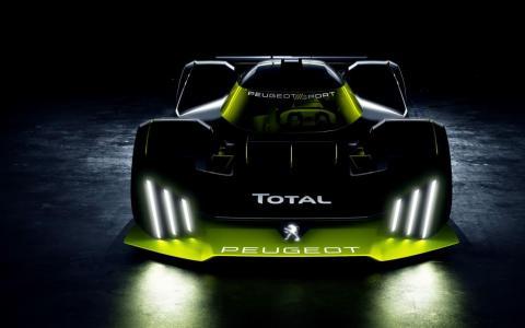 新的标致勒芒赛车将以混合动力技术和公路车设计为特色