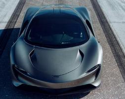 电动迈凯轮跑车将配备双涡轮增压V6