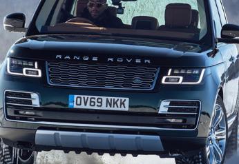 今年是标志性的揽胜RangeRover诞生50周年