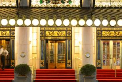 五星级住所世界各地有些人从来不退房的酒店