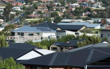Domain房屋价格报告6月份季度澳大利亚全国房屋价格下跌百分之2