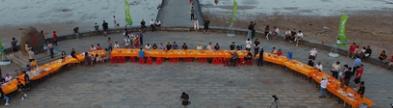 乡约好时光2020青岛西海岸美丽乡村游活动琅琊站精彩开启