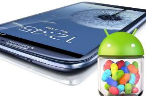 三星GalaxySIII的Android412JellyBean固件泄漏