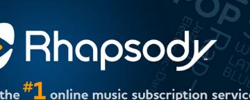 Rhapsody Android应用程序得到更新