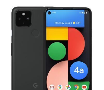 Google PIxel 4a 5G具有比原始型号更好的处理器