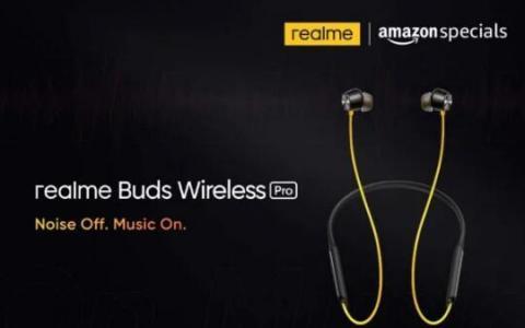 Realme Buds Wireless Pro完整规格在10月7日亚洲市场发布之前公布