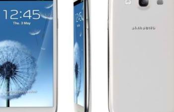 Sprint上的32GB三星GalaxySIII手机现已发货