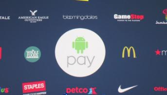 AndroidPay不会收取交易费用