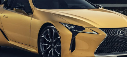 雷克萨斯LC500灵感系列已经确认量产