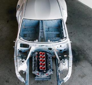 丰田Supra最初是作为普通生产模型开始的