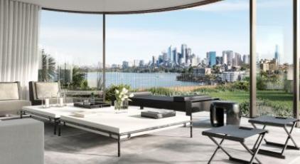 在悉尼独家的KurrabaPoint购买24套豪华公寓的新机会