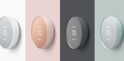 Nest推出采用简单设计的新型129美元温控器