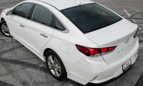 2018现代索纳塔是我驾驶的最用户友好的汽车