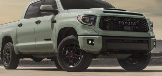 2021年丰田Tundra皮卡车的价格涨幅很小