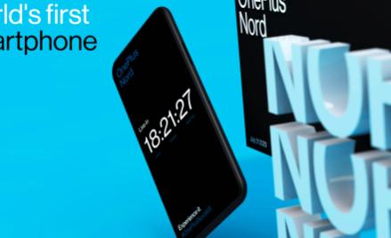 OnePlus将7月21日定为Nord发布日期