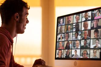 环聊与聚会Google视频会议应用之间有何区别