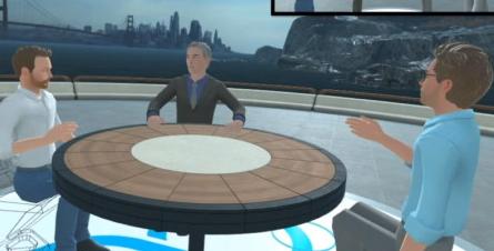 HTC推出用于VR视频聊天的ViveSync