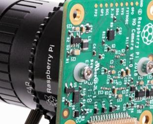 RaspberryPi售价50美元的高品质相机支持可互换镜头