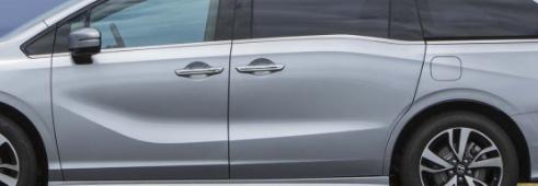 本田奥德赛召回了可能在开车时打开的滑动门