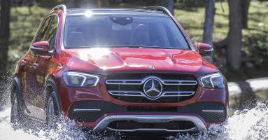 2020年梅赛德斯-奔驰GLE首次驾驶回顾