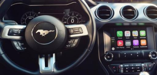 福特汽车首次通过空中更新添加了AppleCarPlay