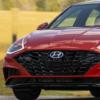 现代汽车对2020年的Sonata进行了重新设计