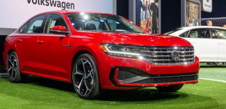 2019年北美国际车展上亮相的2020年大众帕萨特在跨界SUV浪潮中
