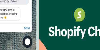 Shopify的新聊天功能吸引了千禧一代的购物者