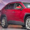 丰田将在RAV4于2019年底上市时为买家提供很多选择