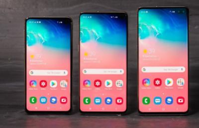 GalaxyS10手机还带有另一个免费赠品