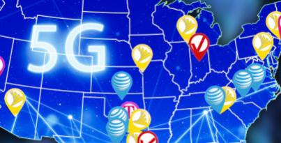 Verizon和AT&T在5G上大放异彩